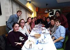 Nos étudiants à Lyon